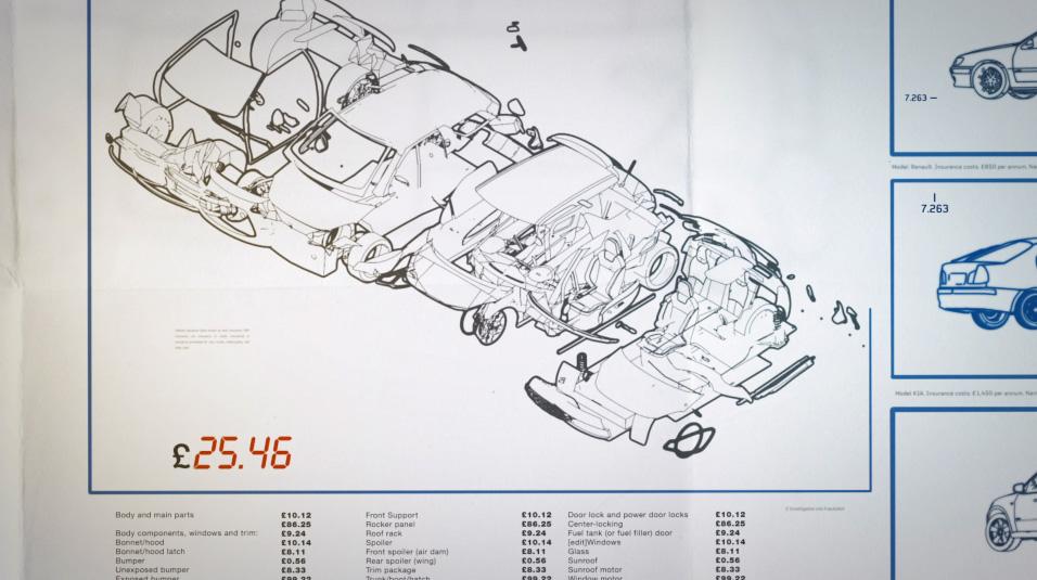 Secrets of your car insurance trainor davies design television haynes manual style graphic malvernweather Choice Image